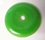 Apple Green Jade Gem