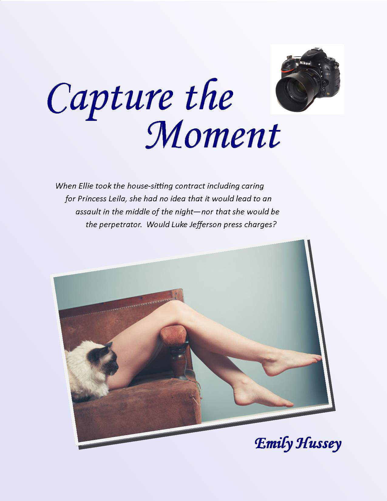Capture the Moment Cover
